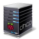 Home Server DHCP raspberry Raspbian IoT Domotica