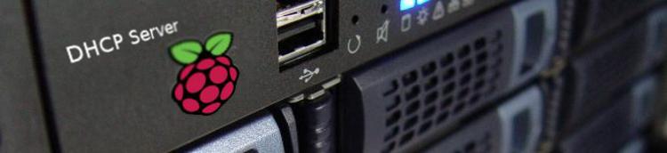 Raspberry Server DHCP dnsmasq Raspbian Iot Domotica
